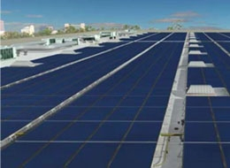 Solar panel installation by local Commercial solar installers