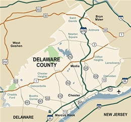 EV Charging Station installation by local Delaware County electric vehicle charger installers