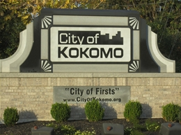 EV Charging Station installation by local Kokomo electric vehicle charger installers