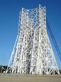 Stennis Wind Power Installation Stennis Wind Turbine