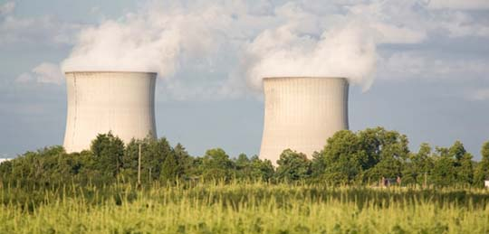 nuclear energy is a powerful source of energy around the world.  It is also controversial because of the potential problems with accidents and nuclear waste