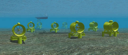 tidal power is an abundant source of renewable energy