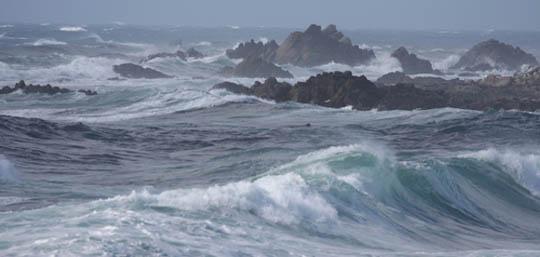 Wave Power Provides A Constant Clean Renewable Source Of
