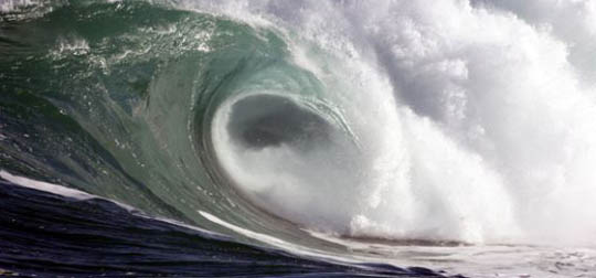 tidal energy is a constant and renewable source of energy - ocean waves generate power naturally